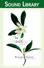 Cover image of The Untelling audio edition