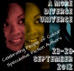 Badge for A More Diverse Universe Blog Tour